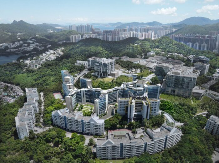 ZAHA HADID HKUST PROJECT is due Completion in 2023