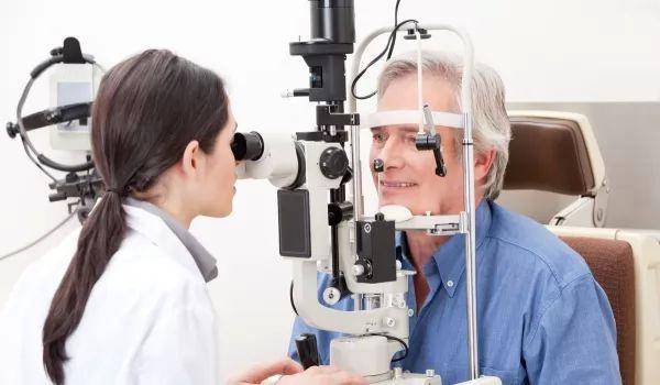تشخيص ازدواجية الرؤية