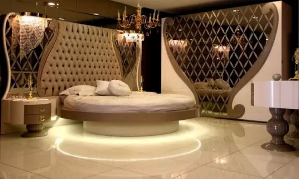أحدث موديلات غرف نوم تركية مودرن ذات تصميم وألوان مميزة