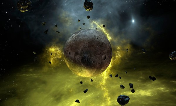 Origin of the Asteroid Belt   Universe of Particles
