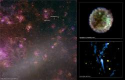 Light Echos from 400 Year Old Supernova Observed for the ...