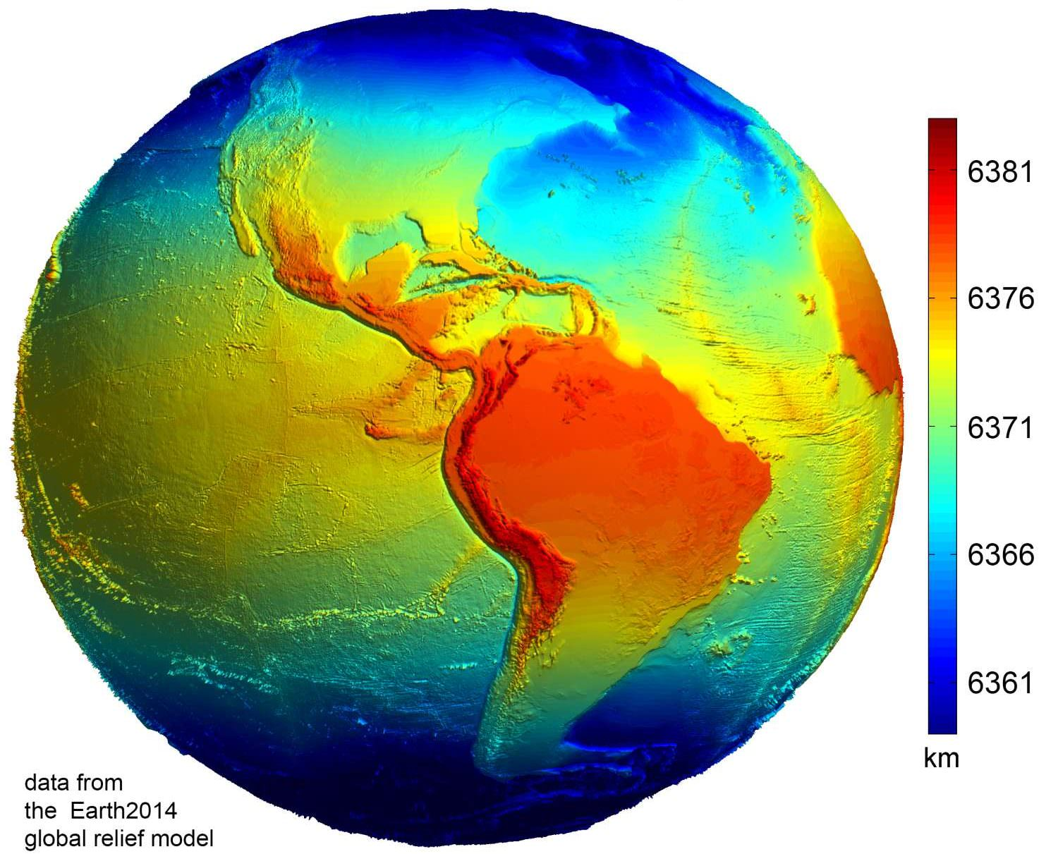 What Is The Diameter Of Earth