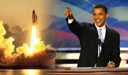 Obama space