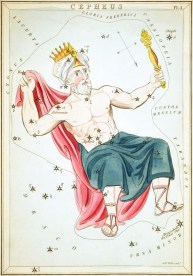 The Cepheus Constellation - Universe Today