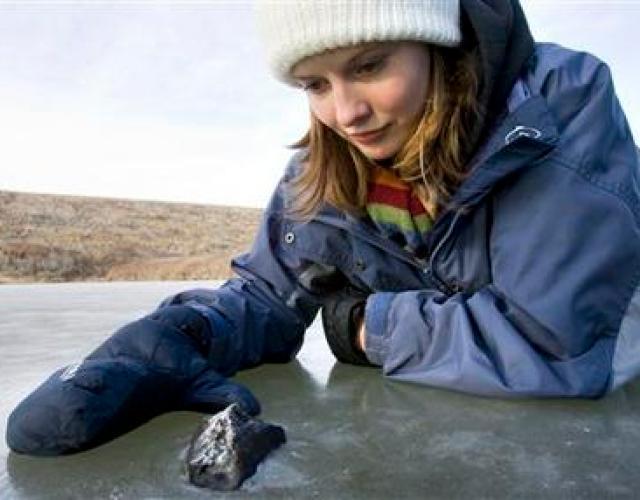 meteorite canada