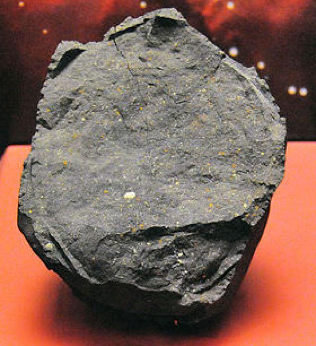 meteorito murchison