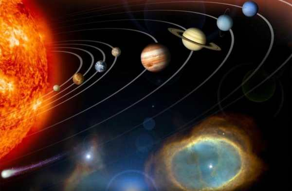 Order Of the Planets From The Sun - Universe Today