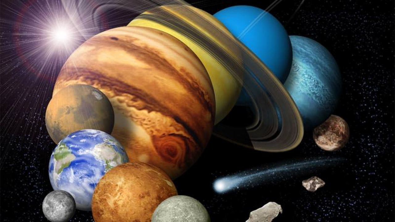 Solar System Coloring Pages Universe Today