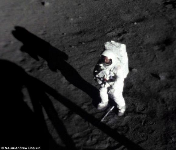 how old when he was on the moon neil armstrong stepped - photo #13