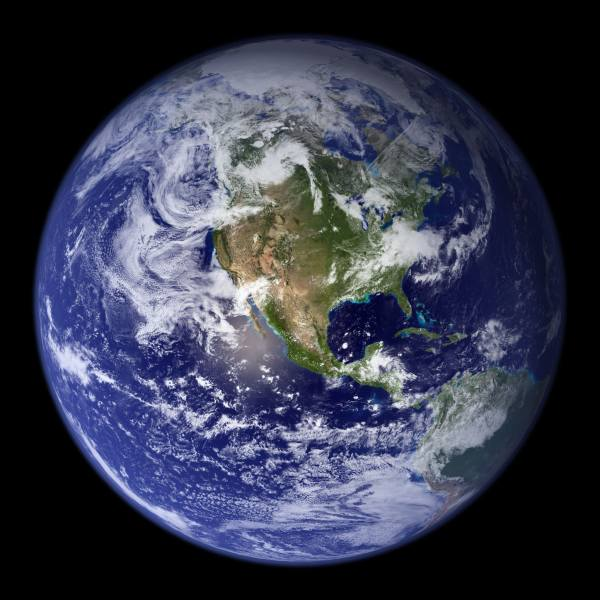 Why Does the Earth Spin? - Universe Today