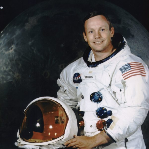 Neil Armstrong Recovering from Heart Surgery Universe Today