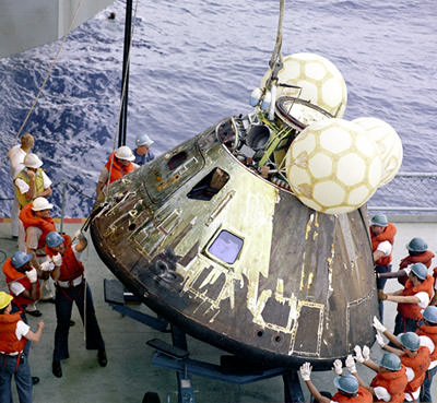 13 Things That Saved Apollo 13, Part 8: The Command Module ...