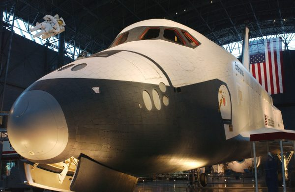 Space Shuttle Enterprise Unveiled 35 Years Ago to Star