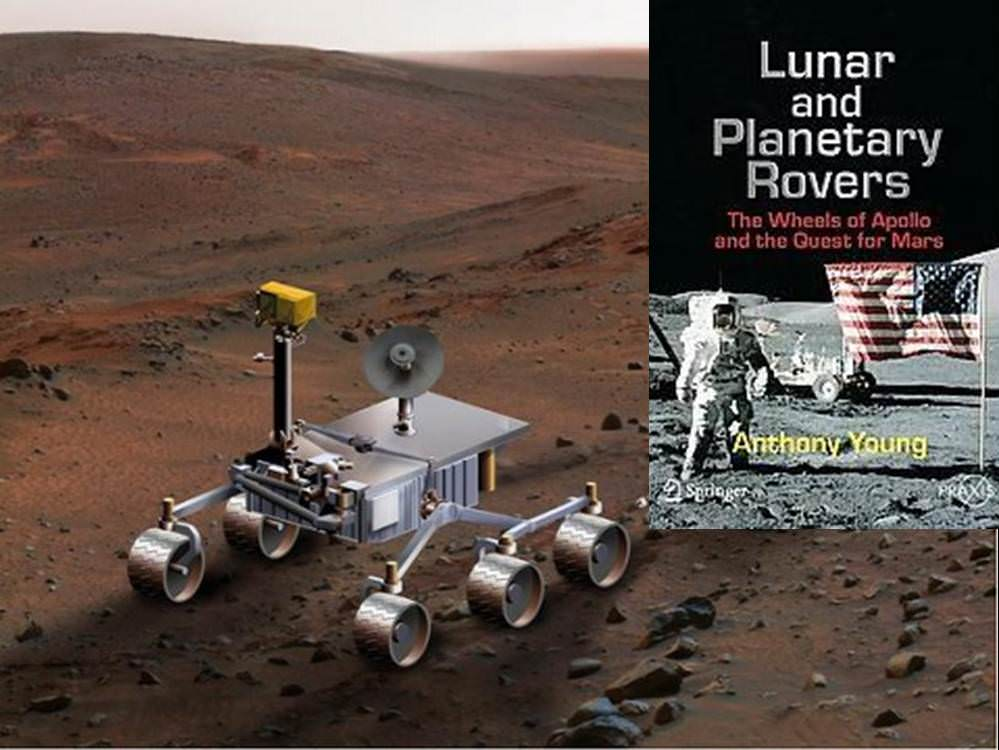 Book Review: Lunar and Planetary Rovers