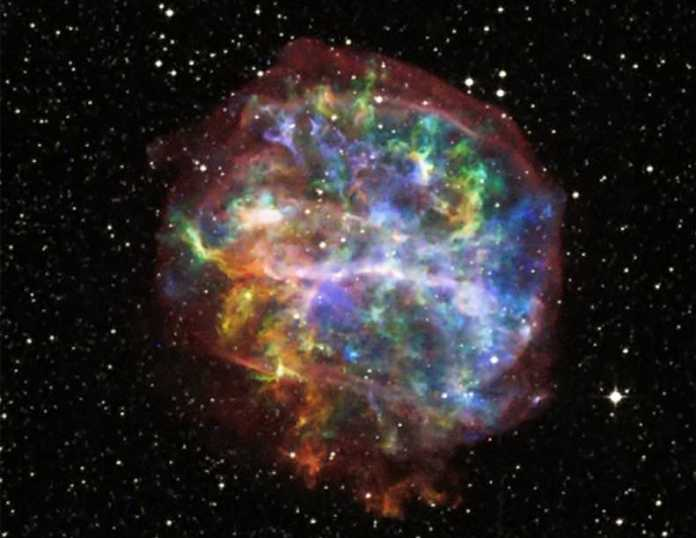 Supernova G292.0+1.8. Like most supernovae it detonated within a host galaxy - in fact ours.