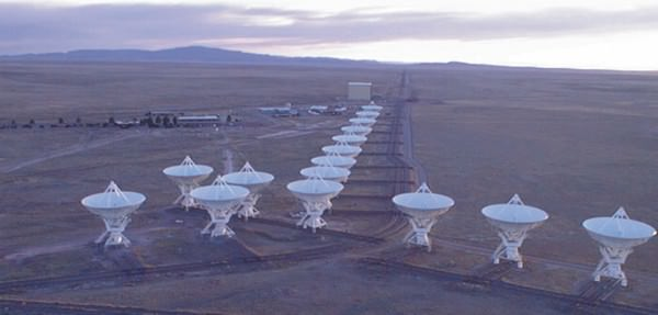 Iconic Telescope Array Gets a New Name - Universe Today