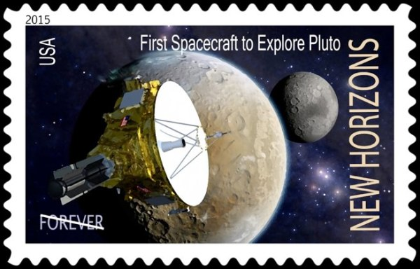 New Horizons' Pluto Stamp is One Step Closer to Becoming a ...