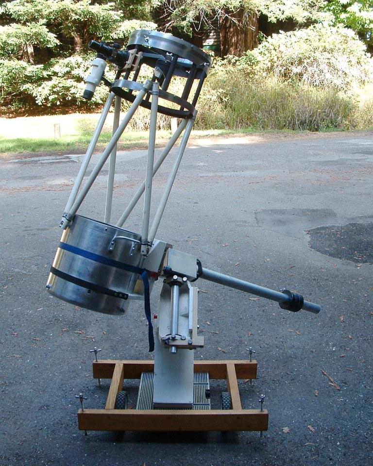 Amateur telescope making journal
