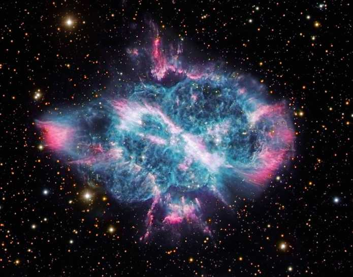 Portrait Of NGC 5189: New Light On An Old Planetary Nebula - Universe Today