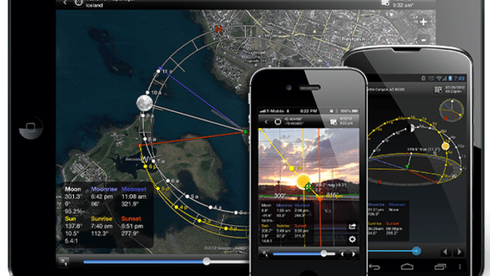 Giveaway: Win a Free Copy of the Sun Surveyor App for Your iPhone ...