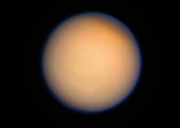 Saturn's Moon Titan - Universe Today