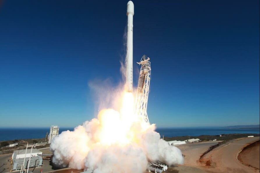 SpaceX Says Falcon 9 Upper Stage Did Not Explode in Orbit ...
