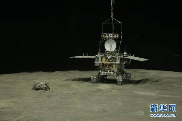 Spectacular Liftoff Thrusts China's First Rover 'Yutu' to ...