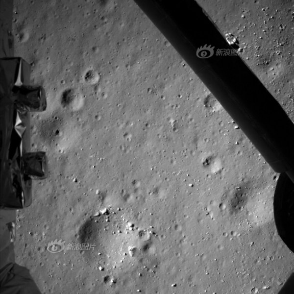 China's Yutu Moon Rover and Chang'e-3 Lander - Gallery of ...