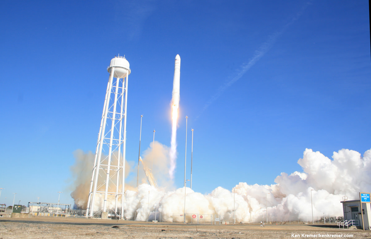 nasa antares orb 1 - photo #12
