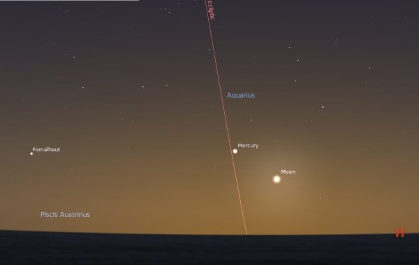 How to See Planet Mercury at its Best in 2014 - Universe Today