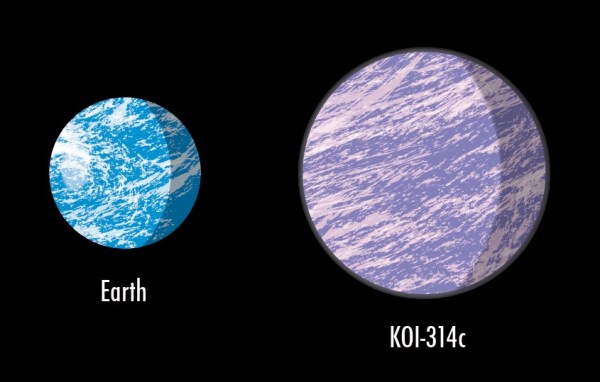 Kepler Finds an EarthSized quotGas Giantquot Universe Today