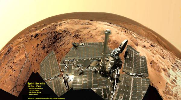 Spirit and Opportunity Top 10 Decade 1 Discoveries - Top ...