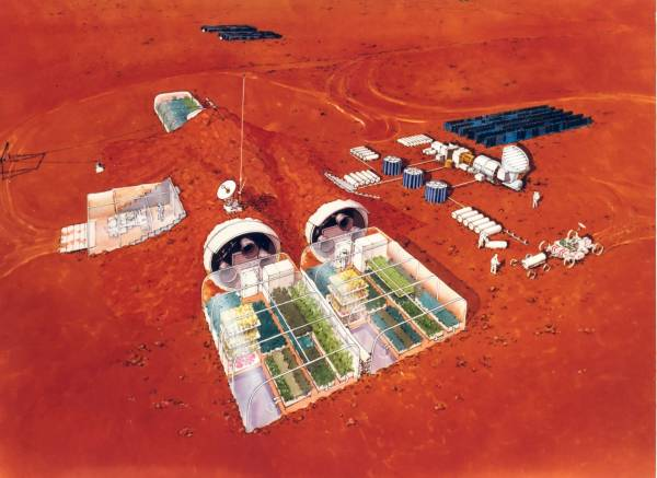 How Can We Live on Mars? - Universe Today