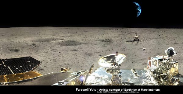 Time for Earth to bid China's Yutu Moon Rover Farewell ...