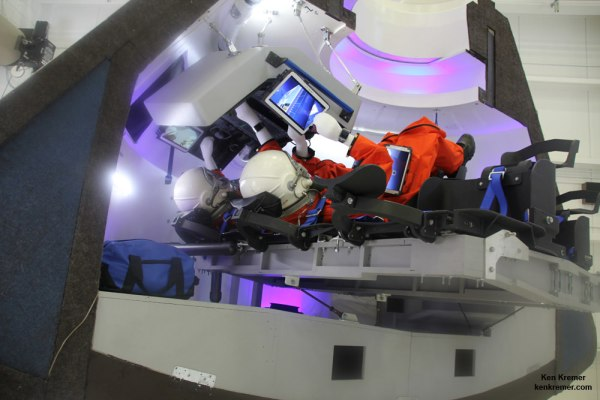 Boeing Unveils Commercial CST100 Space Taxi to Launch