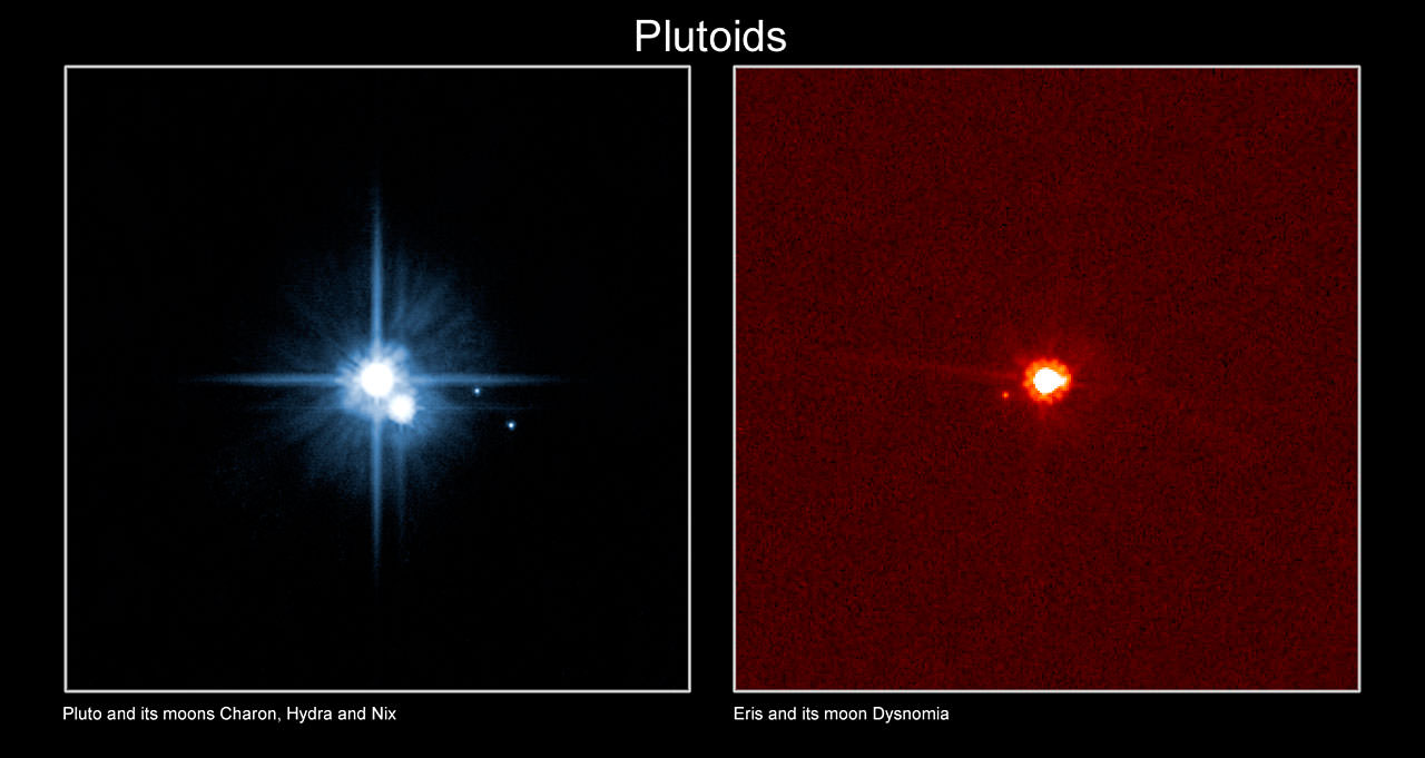 Hydra Moon: What Is A Dwarf Planet?