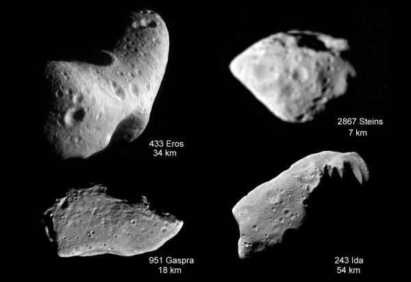 What are Asteroids Universe Today