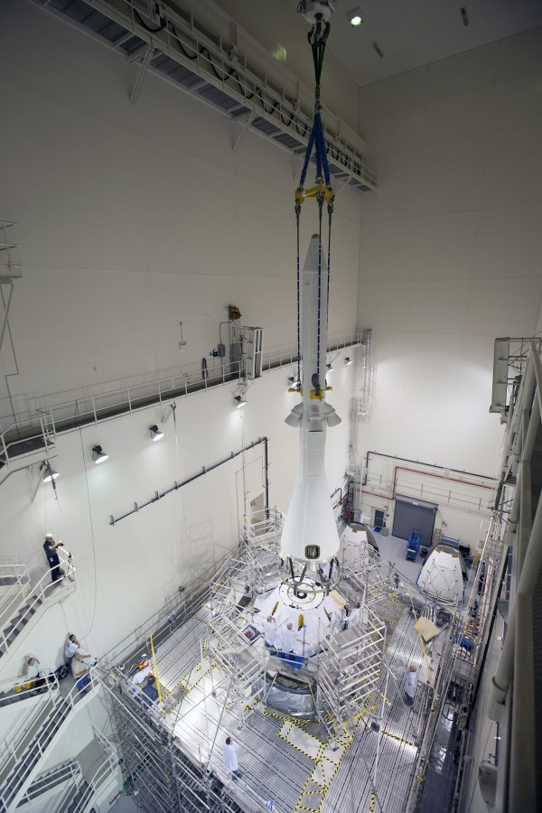 Launch Abort System Installed on NASA's Pathfinding Orion ...