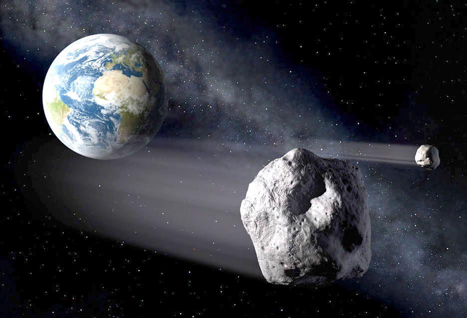 near earth asteroids - photo #14