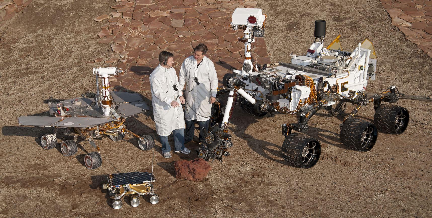 mars rover curiosity landing date - photo #10