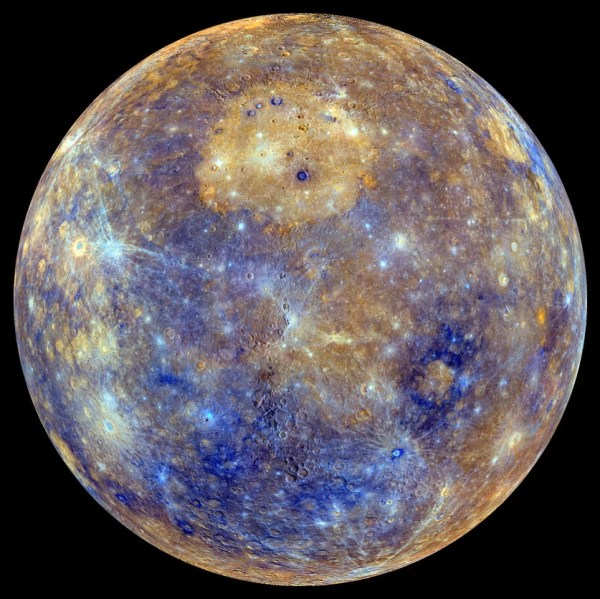 Interesting Facts About Mercury - Universe Today