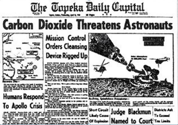 13 MORE Things That Saved Apollo 13, part 5: The CO2 ...