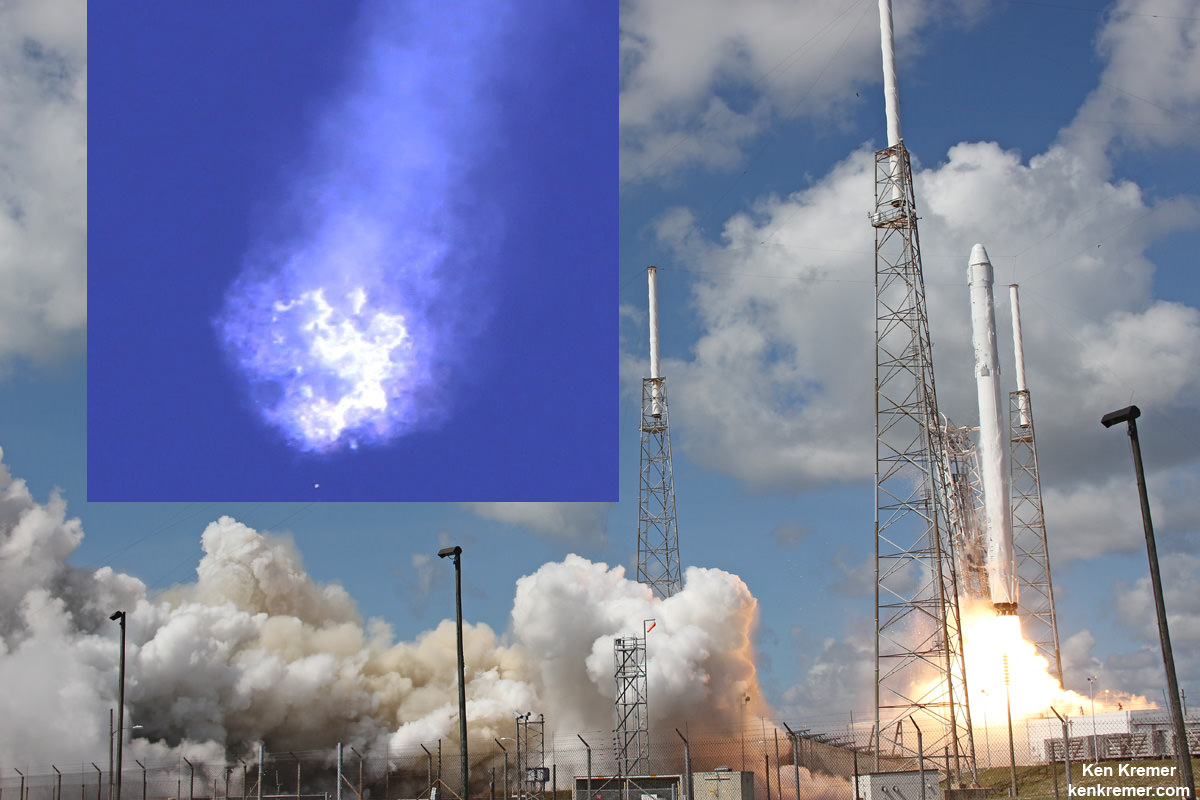 spacex rocket falcon - photo #21
