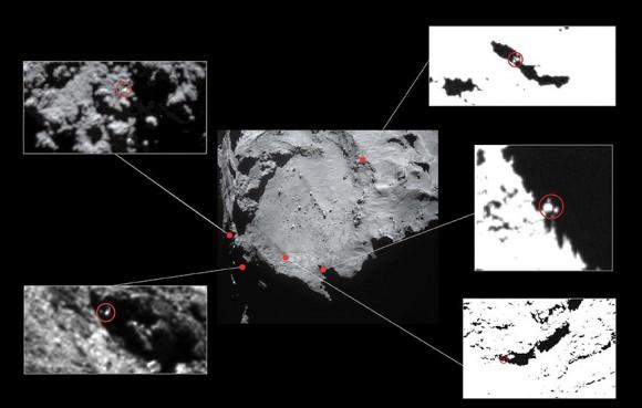 Have We Found Rosettas Lost Philae Lander Universe Today