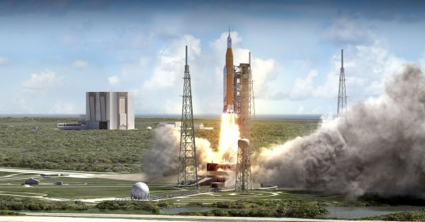 Kennedy's Modernized Spaceport Passes Key Review ...