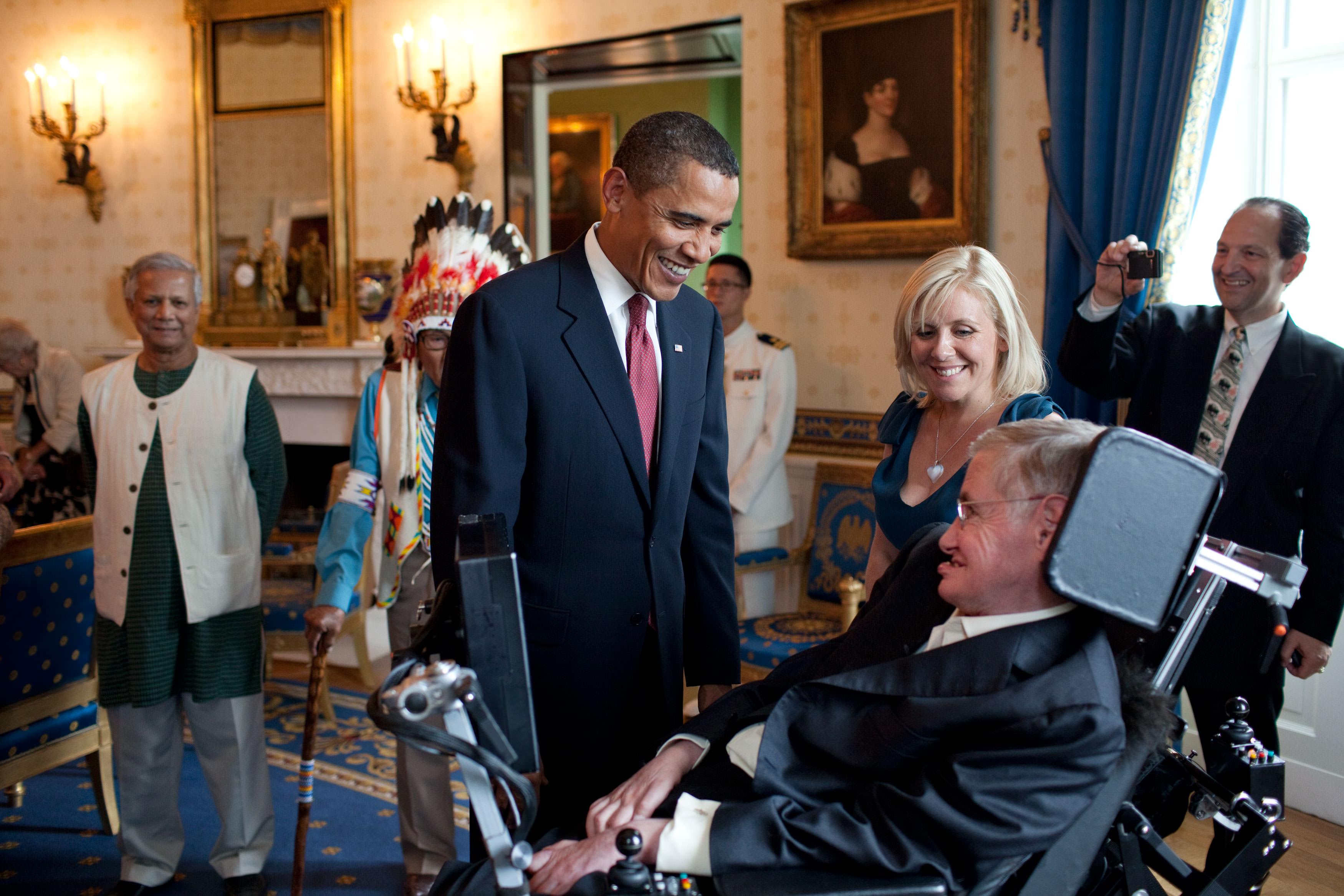 Who Was Stephen Hawking