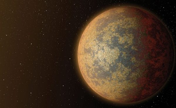 Largest Rocky World Found - Universe Today