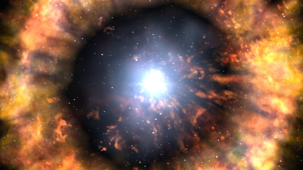 Chance Discovery Of A Three Hour Old Supernova - Universe ...
