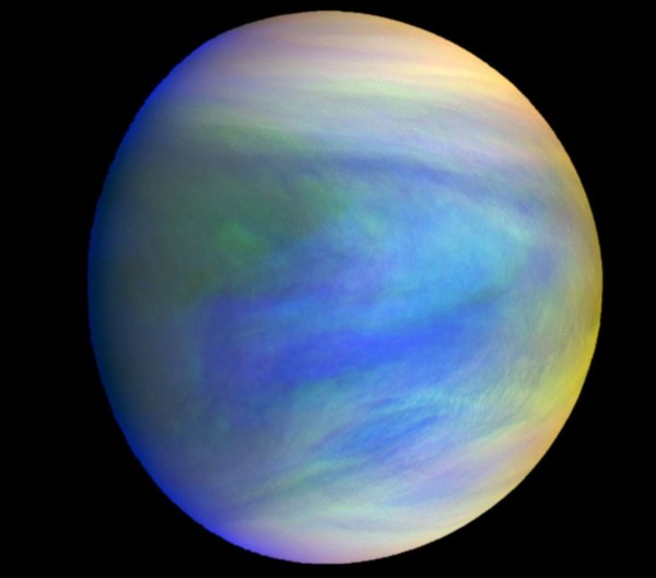 Could There Be Life in the Cloudtops of Venus? - Universe ...