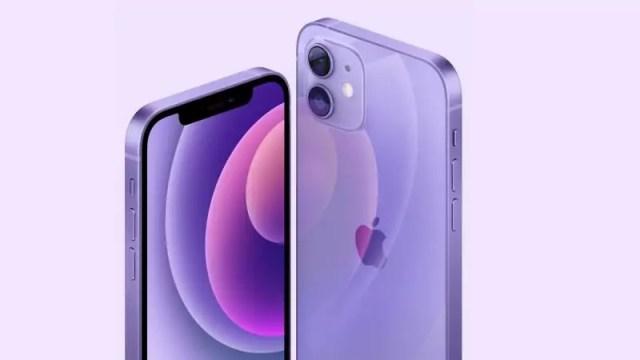 Free Mobile : les iPhone 12 et 12 mini voient la vie en mauve